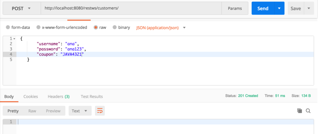 REST Web Services: Custom Validation – Part 5 – javaspringclub